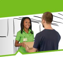 Consulte as nossas garantias de produtos, serviços e satisfação.
