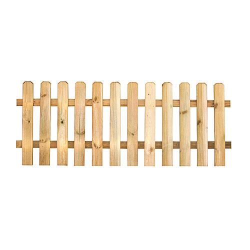 cerca para jardim alta : cerca para jardim alta:Cerca de madeira MUSTANG 80X180