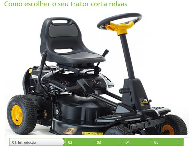 Trator Corta Relva Usado >> Trator corta-relvas - MCCULLOCH M11577RB - Leroy Merlin