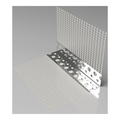 Perfil de canto alum nio com rede 2 5m leroy merlin - Perfil aluminio leroy merlin ...