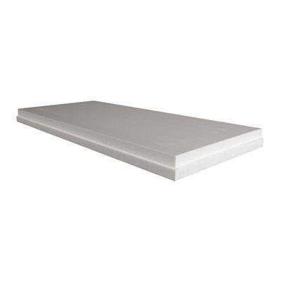 Placa de isolamento xps ifoam 1250x600x30mm leroy merlin for Placas antihumedad leroy merlin