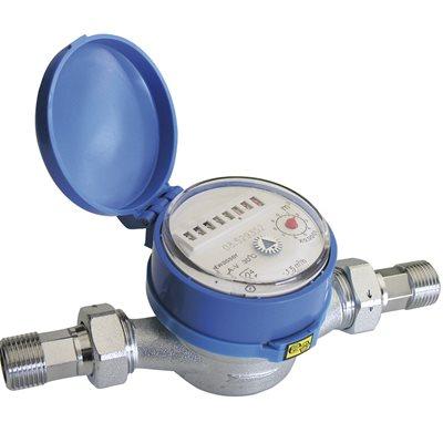 Contador de gua contador agua 130mm 3 4 leroy merlin - Contador de agua ...