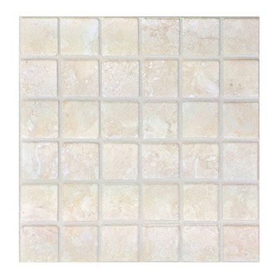Pavimento cer mico 33x33cm mosaico maya pedra leroy merlin for Mosaicos para exterior