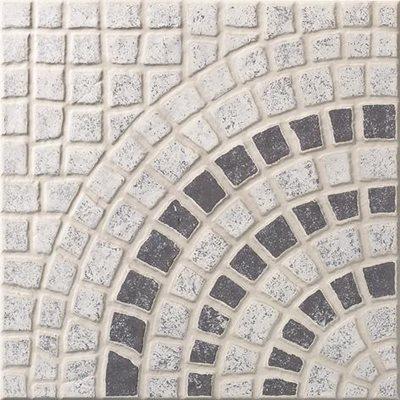 Pavimento cer mico 33x33cm cal ada cinza leroy merlin for Mosaico ceramico exterior