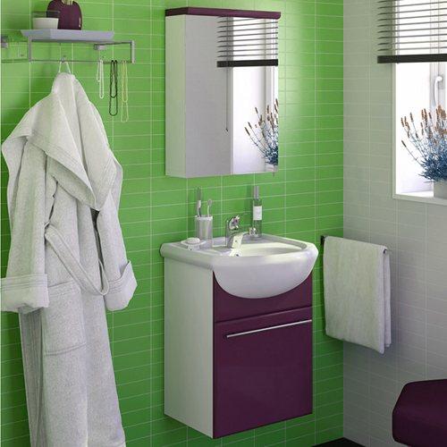Armario Keter Para Exteriores ~ Móvel com lavatório e armário INFINITY BERINGELA Ref 16106993