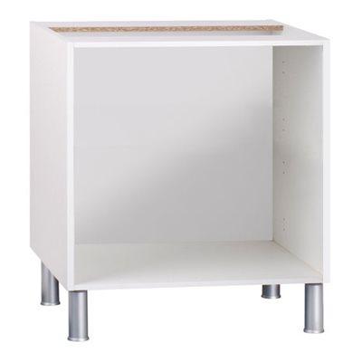 M dulo inferior basic branco 70x60cm leroy merlin for Forno leroy merlin