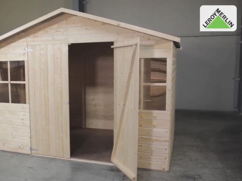 cerca de madeira para jardim leroy merlinComo montar um abrigo com