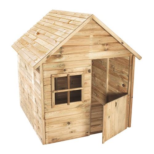 cerca de madeira para jardim leroy merlin:Abrigo de madeira – MARINA – Leroy Merlin