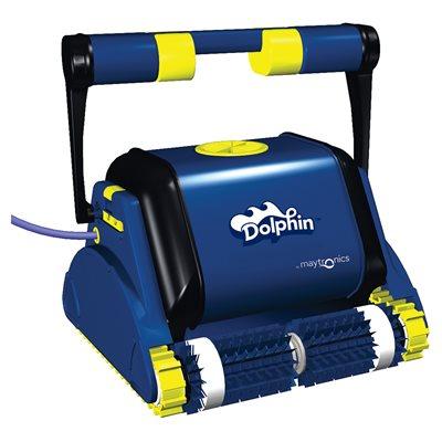 robot limpa fundos dolphin piscinas p blicas leroy merlin. Black Bedroom Furniture Sets. Home Design Ideas