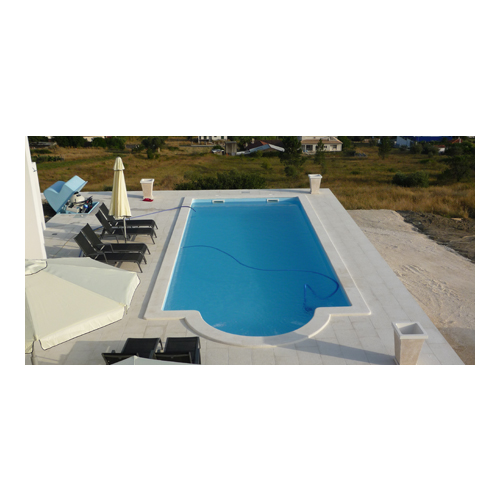 Piscina de enterrar artica leroy merlin for Piscinas nuevo artica