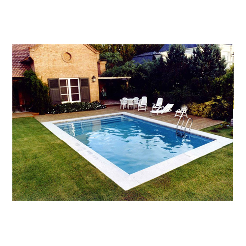 Piscina de enterrar aqua leroy merlin for Piscinas desmontables para enterrar