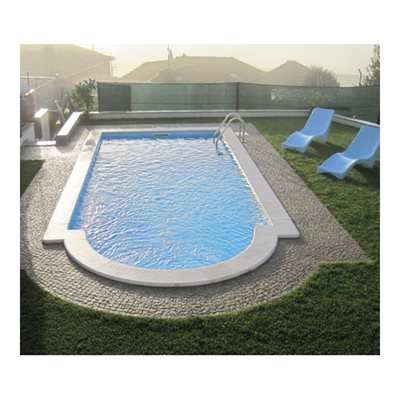Piscina de enterrar delta leroy merlin for Piscina de acrilico