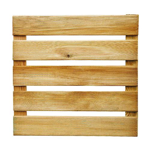 cerca de madeira para jardim leroy merlin:Estrado de madeira – PINHO 40X40X2.8 – Leroy Merlin