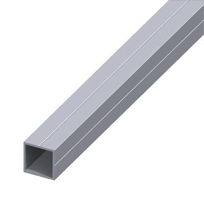 Perfil tubo alum nio quadrado m16 leroy merlin - Perfil aluminio leroy merlin ...