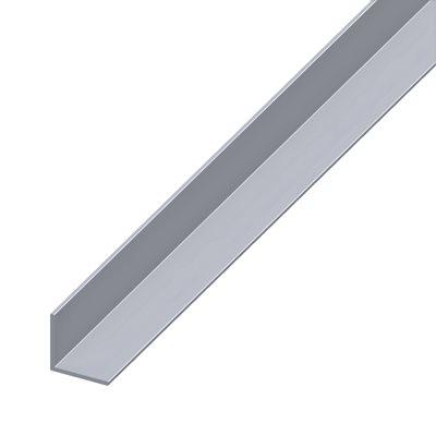 Perfil de canto alum nio 10x10mm leroy merlin - Perfil aluminio leroy merlin ...
