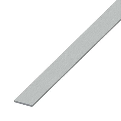 Perfil chato alum nio escovado 30mm leroy merlin - Perfil aluminio leroy merlin ...
