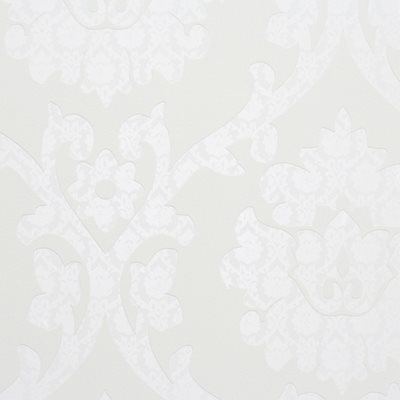 Papel de parede brocante branco leroy merlin - Papel pared leroy ...