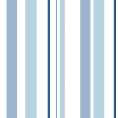Papel de parede multi riscas azul leroy merlin - Papel pared leroy ...