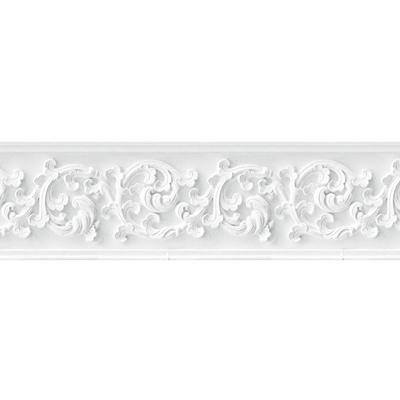 Friso decorativo adesivo gesso branco leroy merlin for Friso leroy merlin