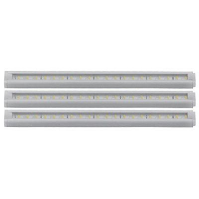 Tira led 3x39cm 16w leroy merlin for Tiras led leroy merlin