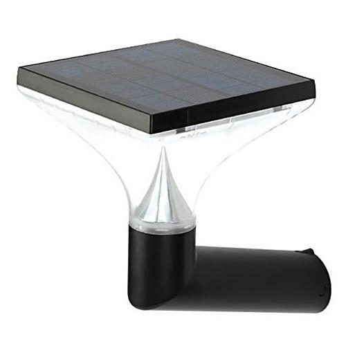 Aplique exterior solar ibiza 22w leroy merlin Aplique solar exterior