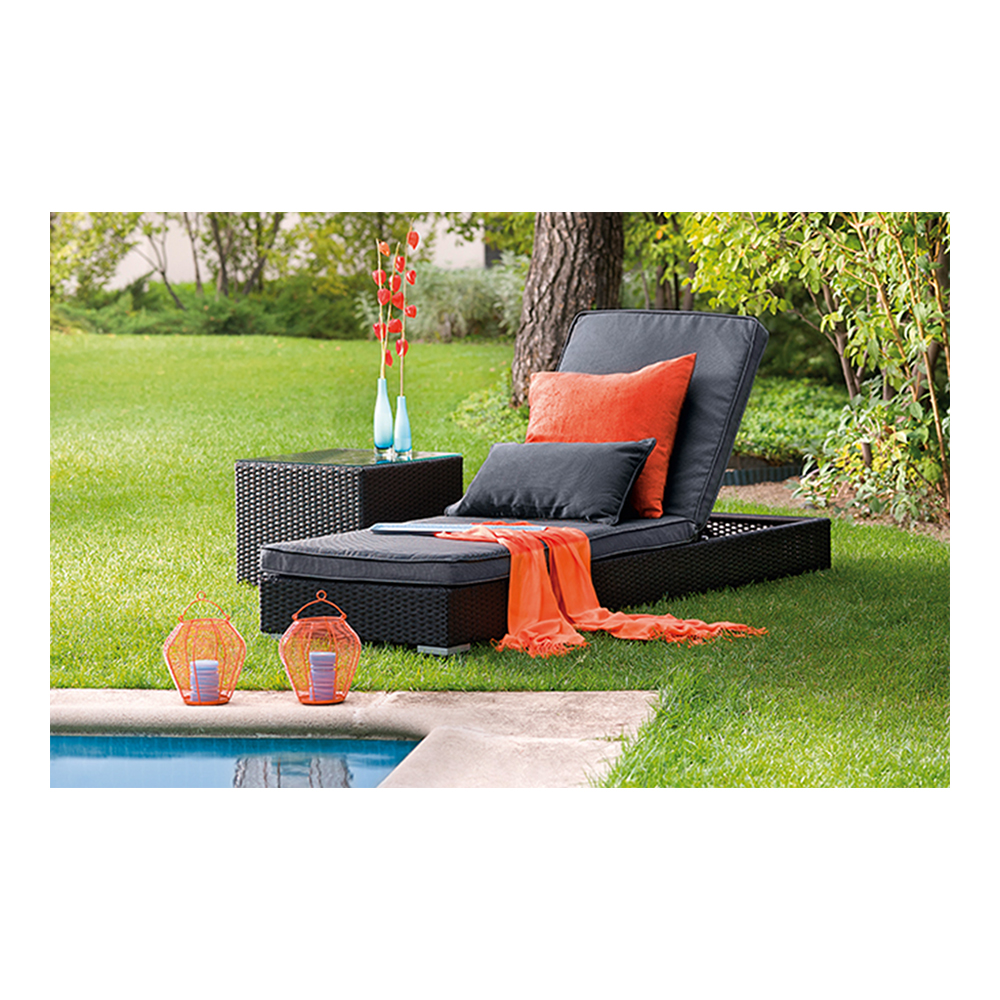 Mobiliario jardin leroy merlin interesting hermosa mesa for Catalogue leroy merlin jardin