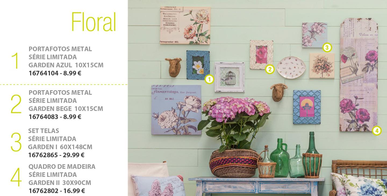 banco de jardim leroy:Leroy Merlin – Séries limitadas coleção floral