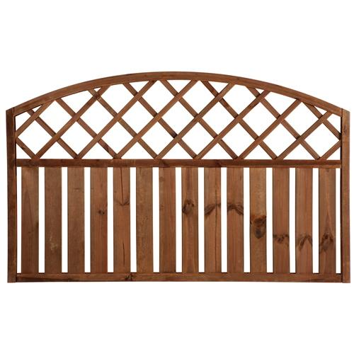 cerca de madeira para jardim leroy merlin:Produtos Jardim Ocultação e cercados Cercas Cerca de madeira RODEO