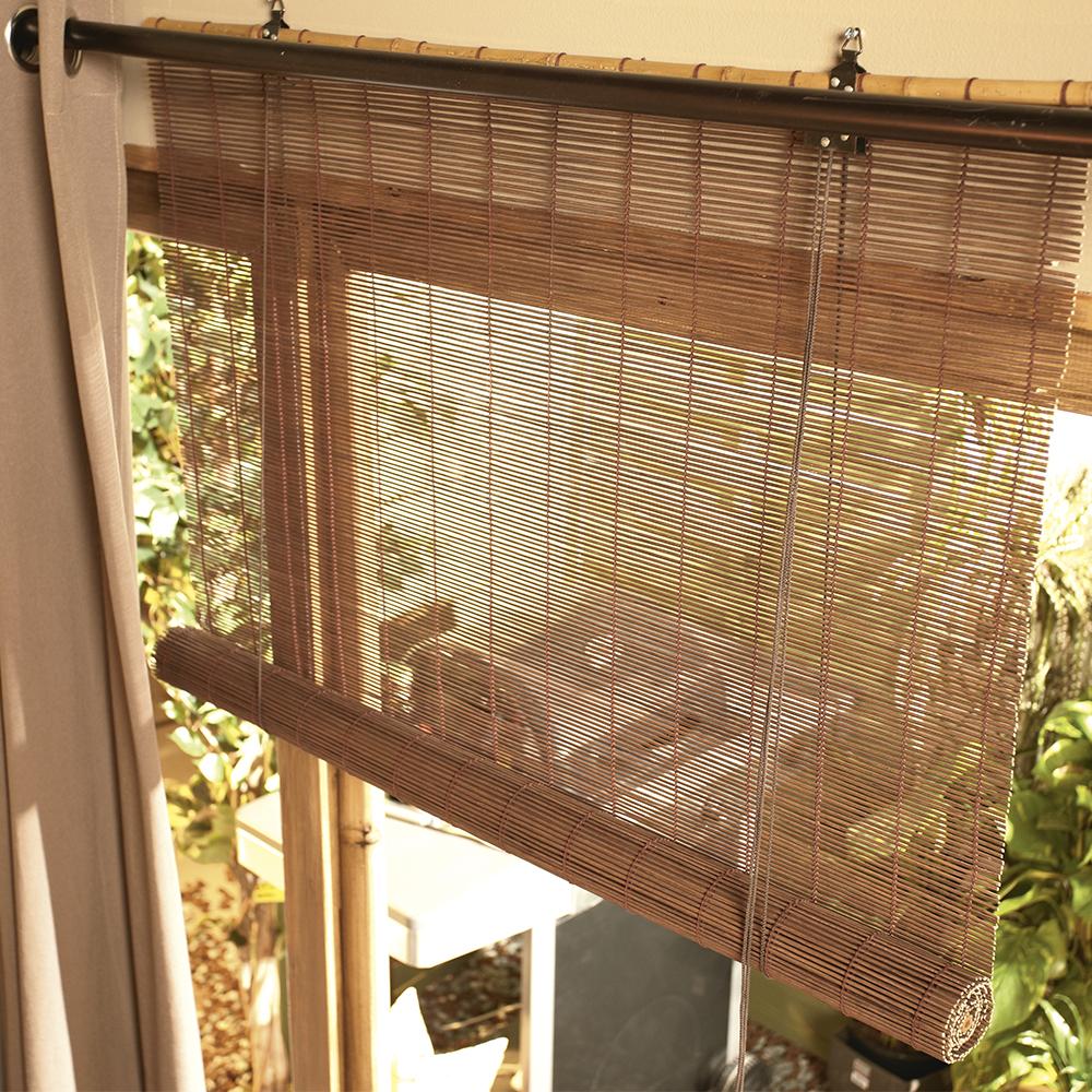 Colocar cuerda estor bambu stunning persiana estor de - Cuerda de persiana ...